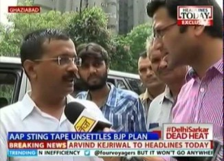 Arvind Kejriwal Exclusive Videos