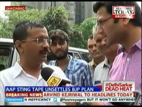 Arvind Kejriwal Exclusive Videos