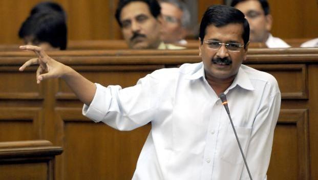 Arvinder Kejriwal – Delhi CM